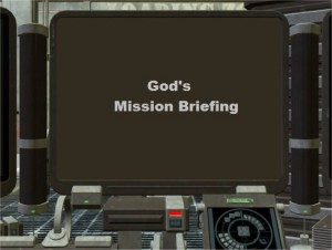 God's Mission Briefing